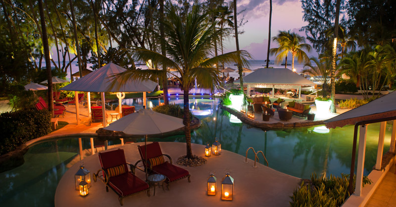 Colony Club Hotel< Barbados