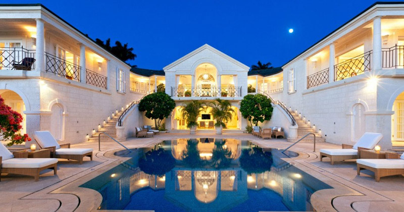 Luxury 4 Bedroom Villa, Barbados