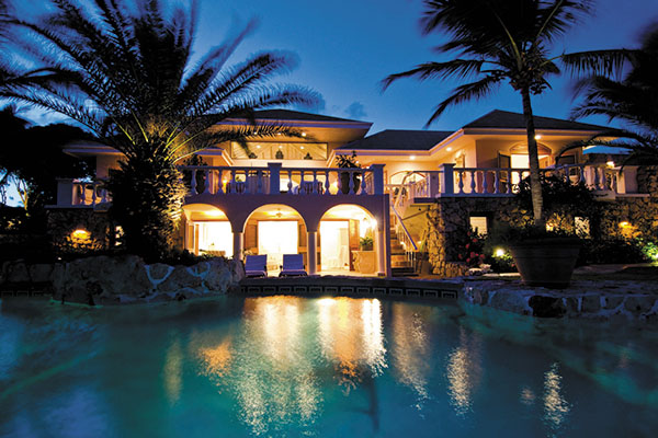 9 Bedroom Villa Anguilla