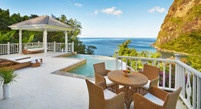 Luxury Hotels & Resorts St Lucia