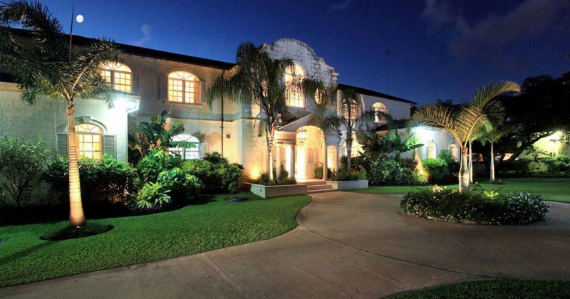 Luxury 5 Bedroom Villa, Private Estate, Barbados