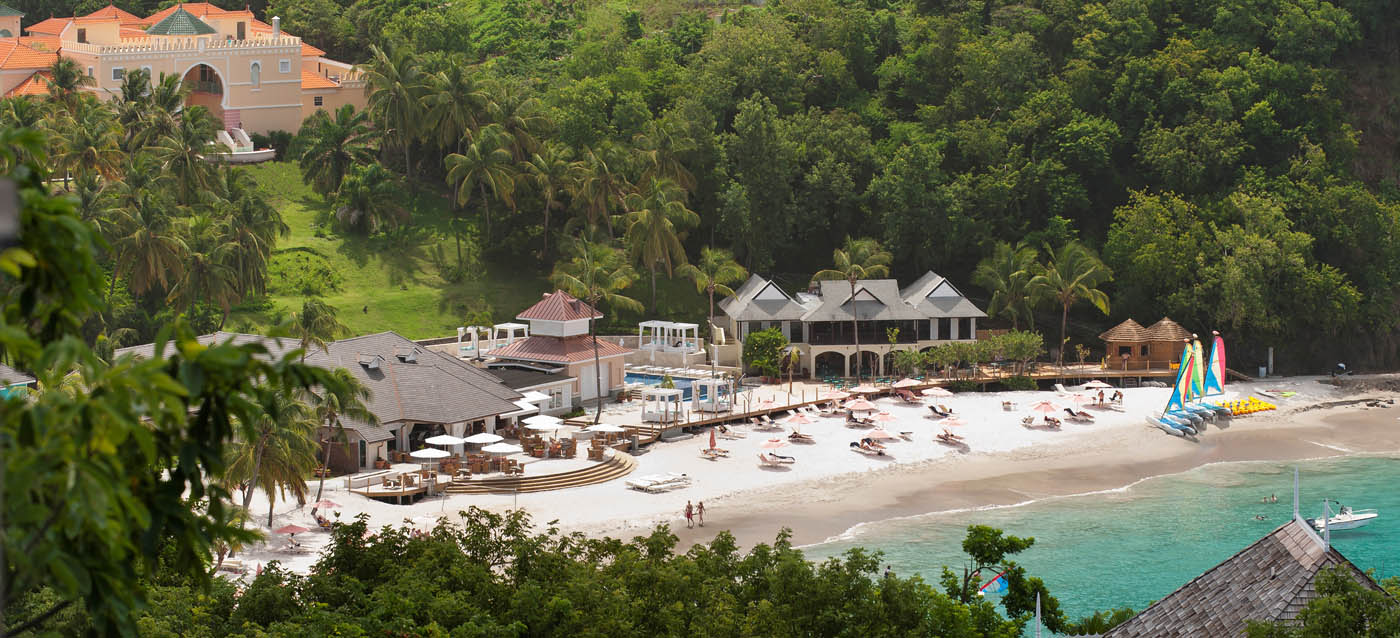 The Body Holiday - Le Sport, St Lucia