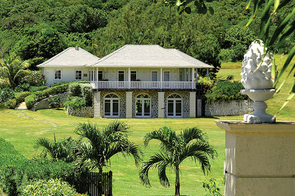 Cotton House, Mustique, The Grenadines