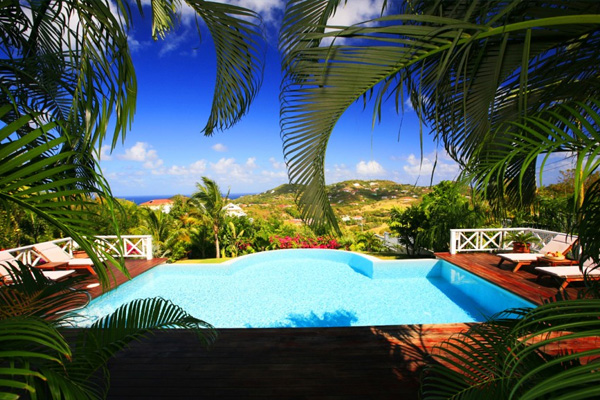 Luxury 3 Bedroom Villa, St Lucia