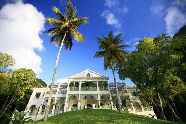 Luxury 11 Bedroom Villa, St Lucia