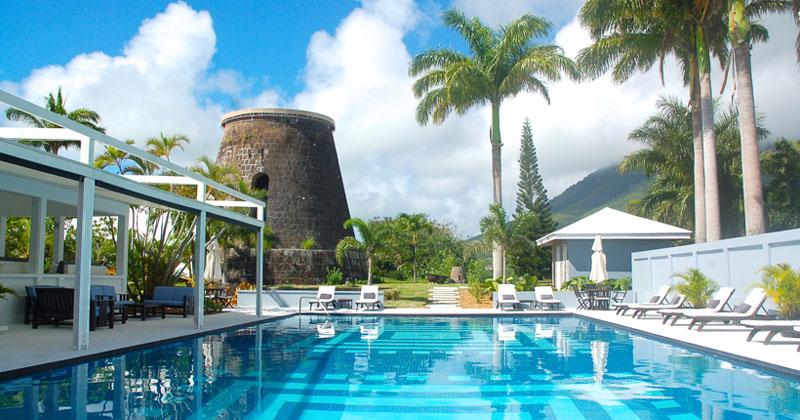 Montpelier Plantation & Beach, Nevis