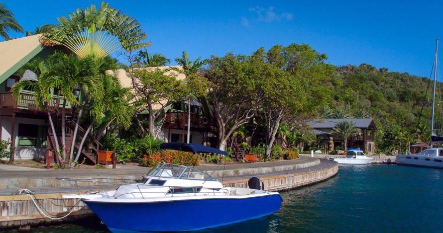 Peter Island, British Virgin Islands, Caribbean