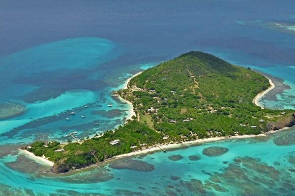 Petit St Vincent, Private Island, The Grenadines