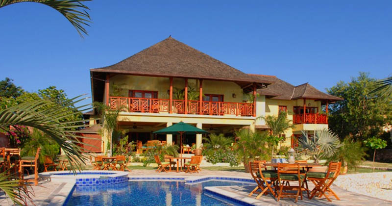 7 Bedroom Luxury Villa Jamaica