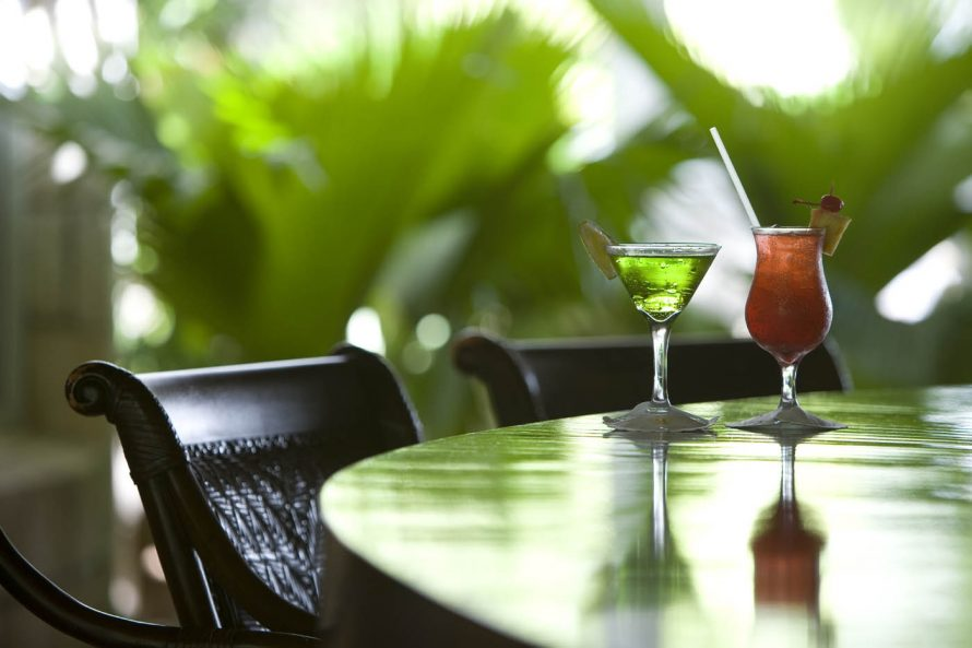 Cocktails | Curtain Bluff Resort, Antigua