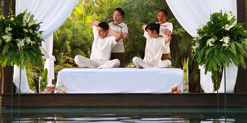 Sarojin Essential Tranquility | Spa & Yoga Experiences