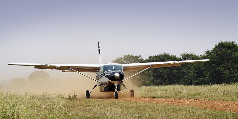 Sky Safari Experience Tanzania