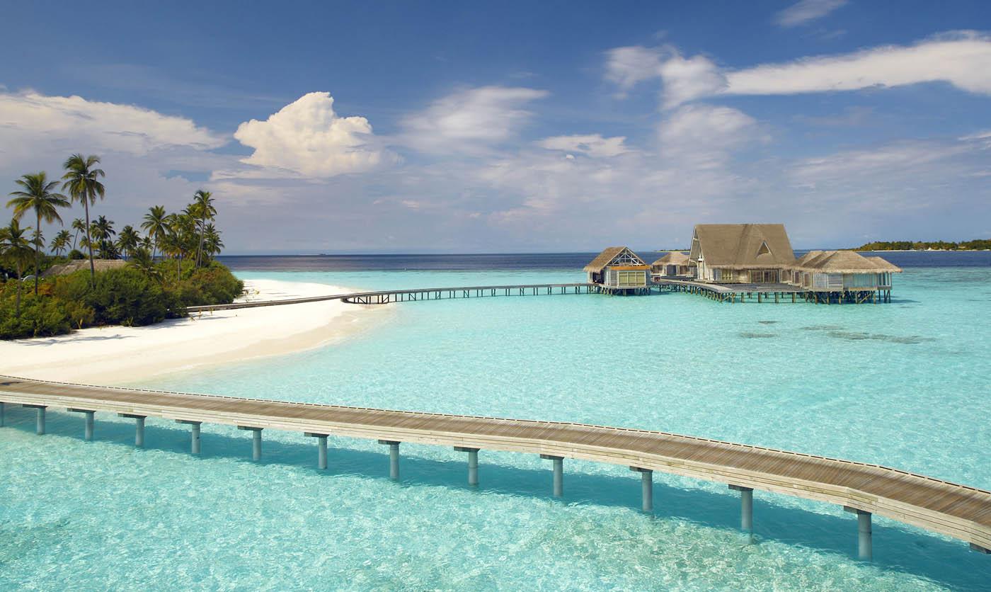 Exotic Island Retreat, Maldives