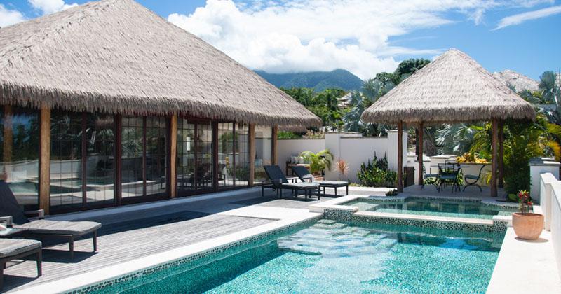 Paradise Beach Resort, St Kitts & Nevis