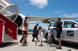Yu Lounge Private Terminal Mauritius