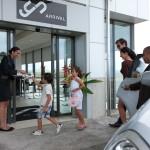 Private Terminal - Yu Lounge - Mauritius, Indian Ocean
