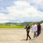 Private Terminal - Yu Lounge - St Kitts, Caribbean