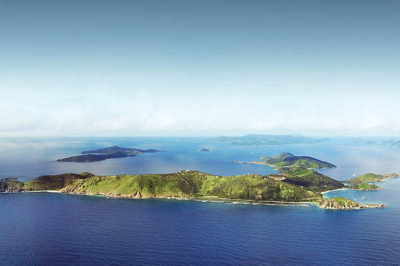 Antigua & British Virgin Islands