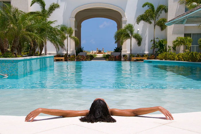 West Bay Club, Turks & Caicos, Caribbean