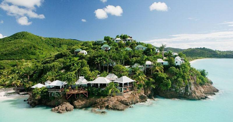 Cocos Hotel, Antigua, Caribbean