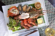 Seafood | Dewa Nai Yang Beach, Phuket, Thailand