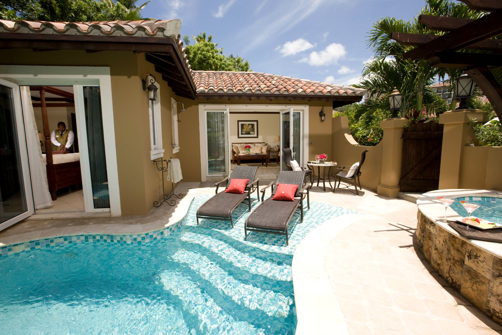 [HQ]_Sandals Grande Antigua, Mediterranean One Bedroom Butler Villa Suite w Private Pool
