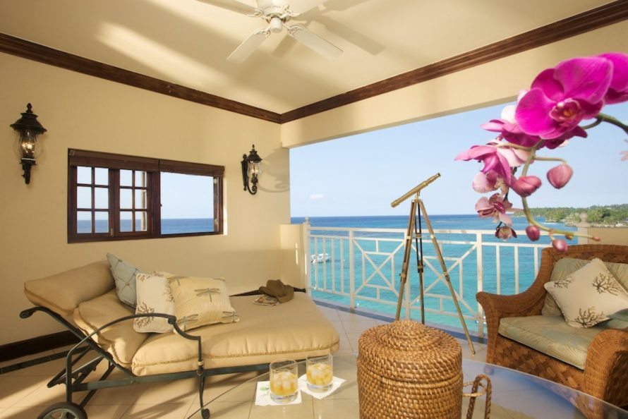 Sandals Royal Plantation Suite