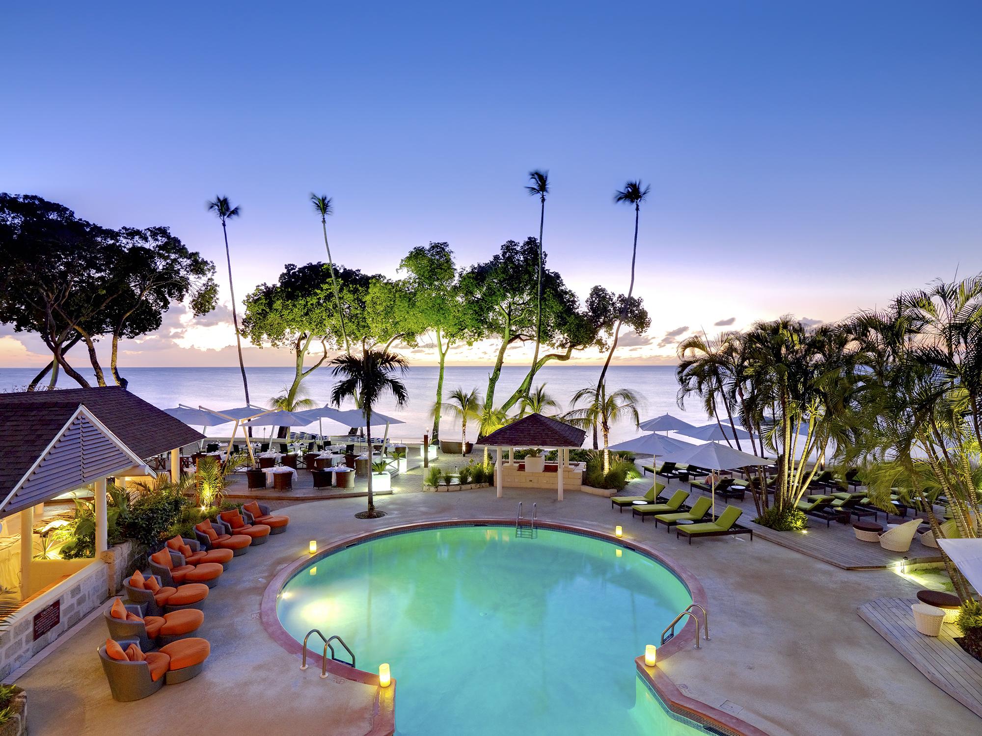 Acraa Beach Hotel, Barbados