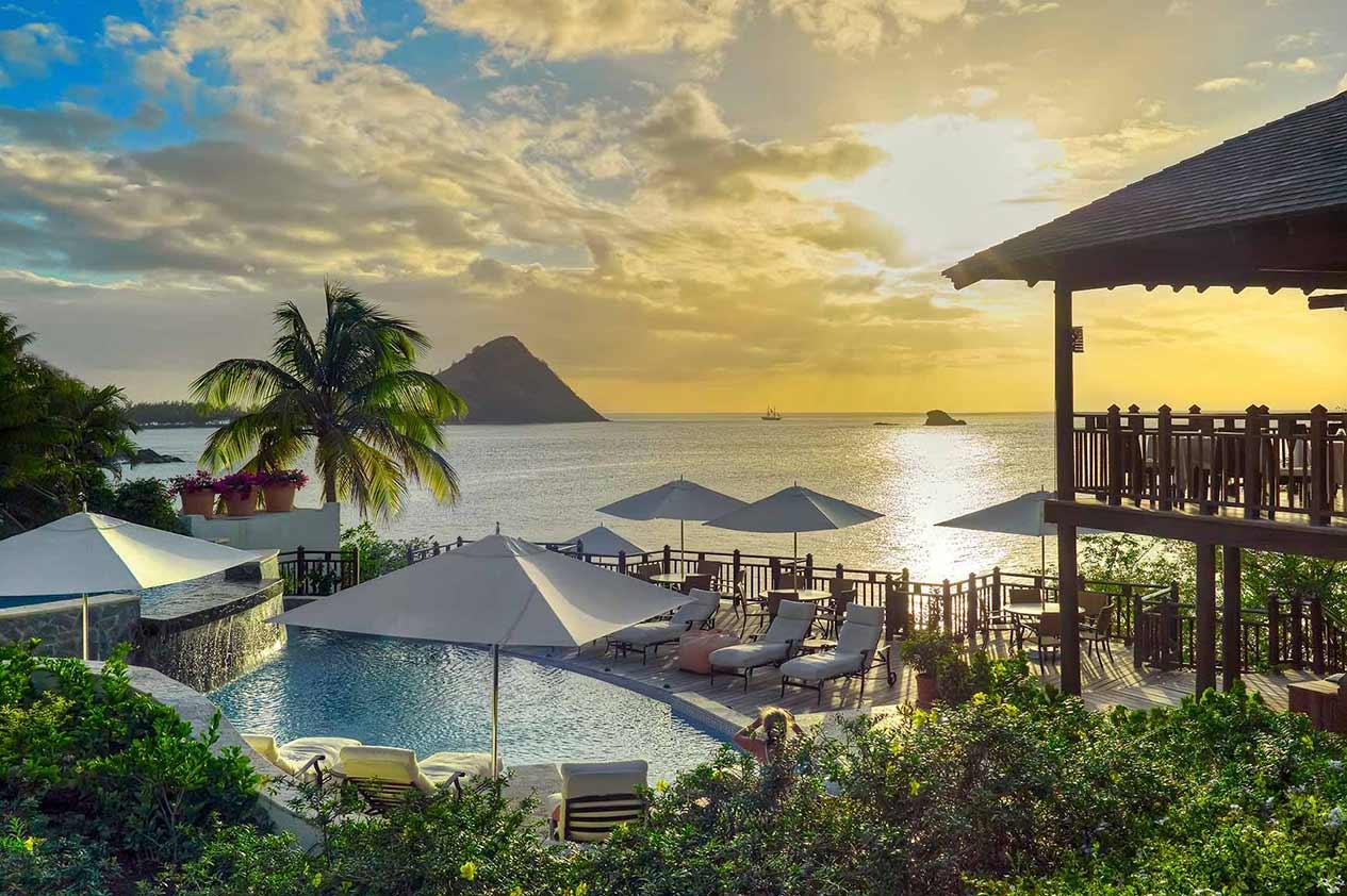 Cap Maison St Lucia
