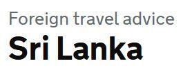 FTA Sri Lanka