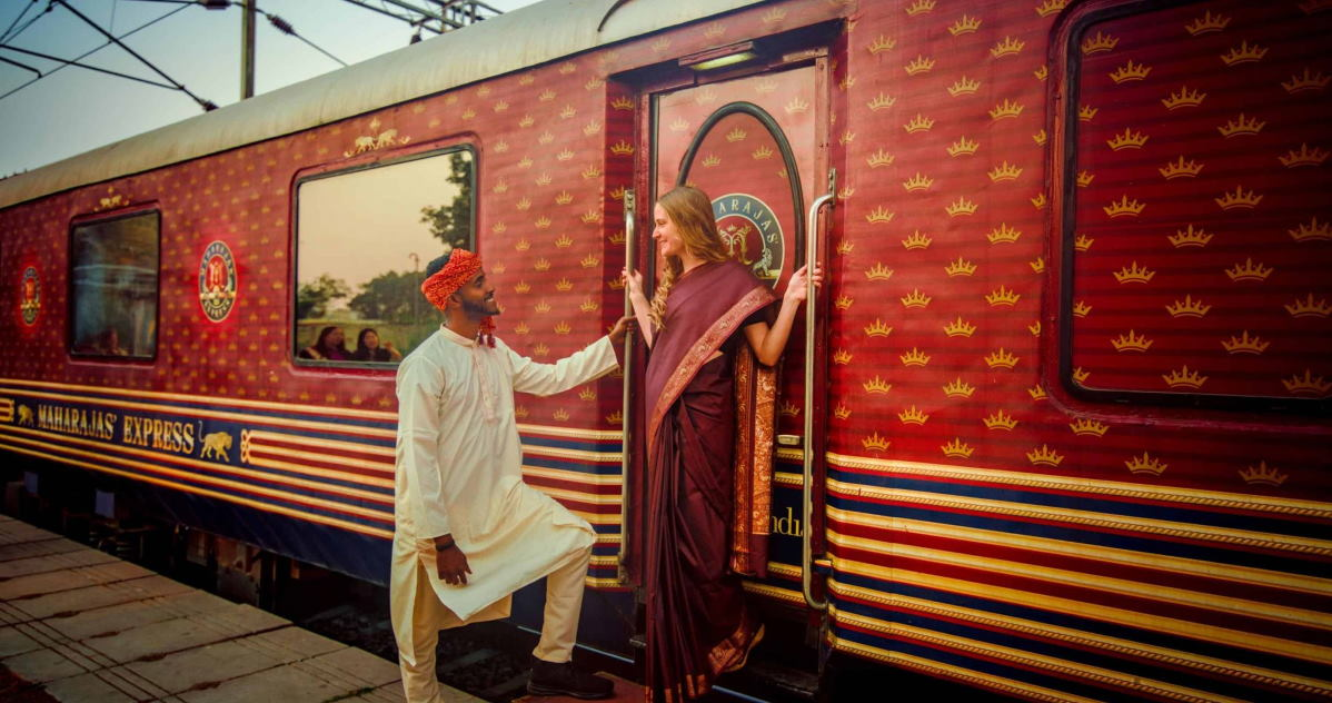 The Maharajas Express Exclusive Experience