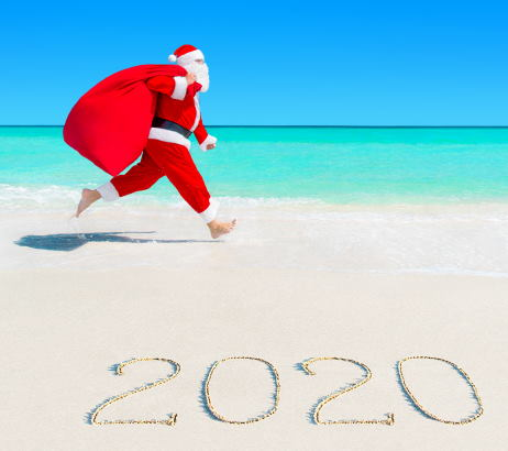 Christmas on the Beach Campaign 2020